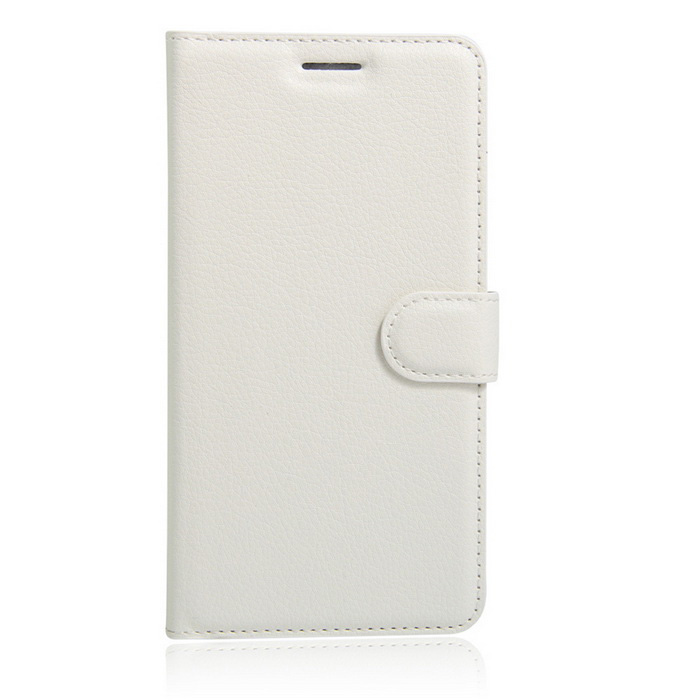 Lichee Pattern Protective Case for HUAWEI  Y5 II - White
