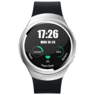 X3 Android Tela 4.4.2 OS Rodada Touch 3G SmartWatch Telefone - Silver