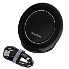 Qi Standard Wireless Charger - Black