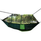 AoTu AT6730 2-Person Hammock - Blackish Green + Apple Green
