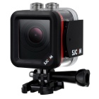 SJCAM M10 Plus 2K Resolution Gyro Stabilization Sport Camera - Red