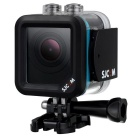 SJCAM M10 Plus Waterproof 2K Gyro Stabilization Sports Camera - Blue