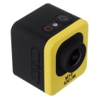 SJCAM M10 Plus Waterproof 2K Gyro Stabilization Sports Camera - Yellow
