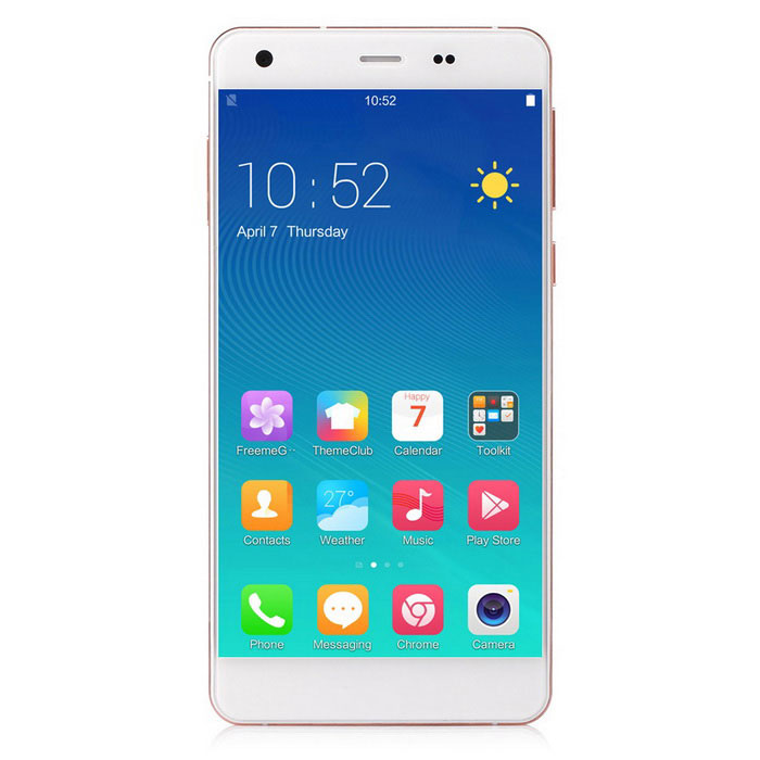 UHANS S1 Freeme OS Android 6.0 Phone w/ 3GB RAM£¬ 32GB ROM - White