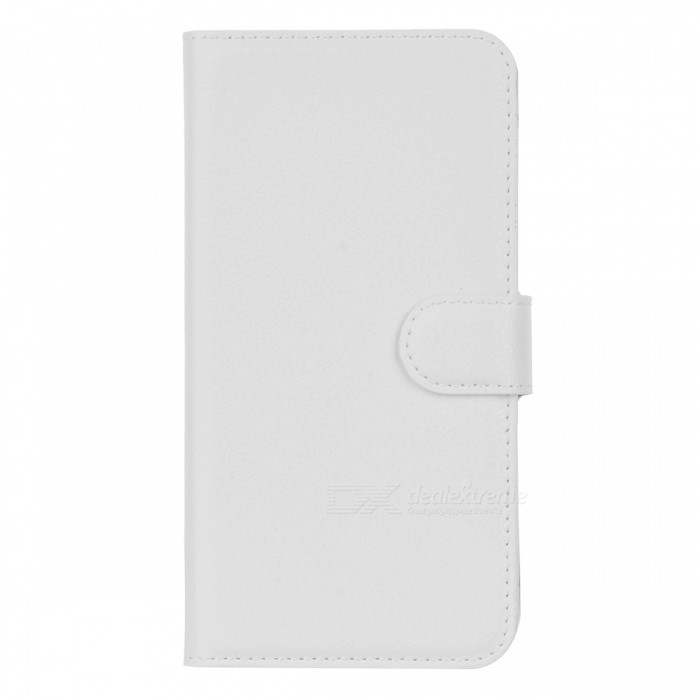 Lichee Pattern Protective Case for Sony Xperia Z2 - White