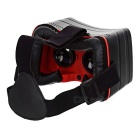 KICCY Virtual Reality Smart 3D Glasses - Black