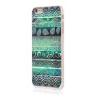 SZKINSTON TPU Protective Back Case for IPHONE 6 / 6S Plus - Green