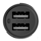 Xiaomi ROIDMI 2S Smart Dual USB Ports Car Charger - Black