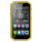 Kenxinda W7 IP68  5.0inch  HD   Android 5.1 LTE Smart Phone - Yellow