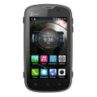 Kenxinda W5 IP68 4.0inch WVGA Android 5.1 LTE Smart Phone - Gray