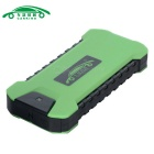 Carking 16800mAh 12V Car Emergency Mini Jump Starter - Green (EU Plug)
