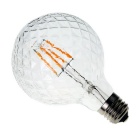 YouOKLight YK0850 E27 4W vendimia Edison LED COB de incandescencia lámparas de bulbo