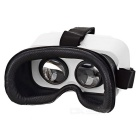 "SHINECON Virtual Reality 3D Glasses for 4.7~6"" Phones - White + Black"