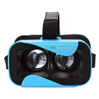 "SHINECON Virtual Reality 3D Glasses for 4.7~6"" Phones - Blue + Black"