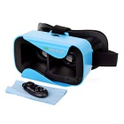 SHINECON Virtual Reality 3D Glasses + Bluetooth Console - Blue + Black