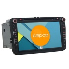 "Joyous J-8813-8H 8"" VW Android 5.1 Car DVD Player - Black"