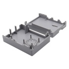 Geekworm ® ABS Case for Raspberry Pi 3 Model B Board - Grey