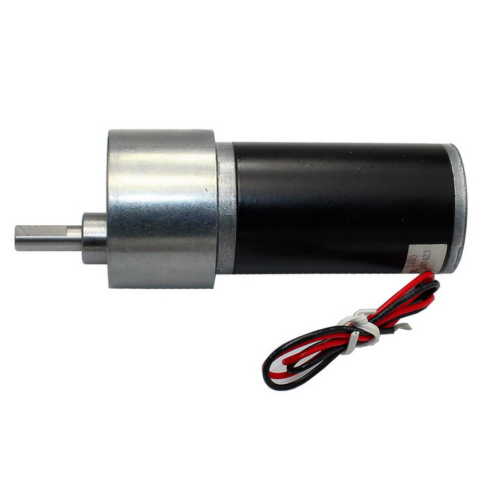 GM37-31ZY DC Steel Tube Large Torque High Power 24V 140RPM