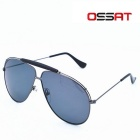 Mode Outdoor Protection UV 100% Cuivre / Nickel Alloy cadre Lens Sunglasses TAC