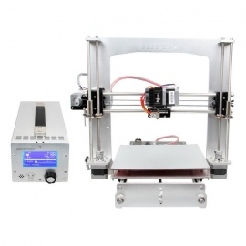 Geeetech Prusa I3 A Pro 3D Printer DIY Kit- White (AU Plug)