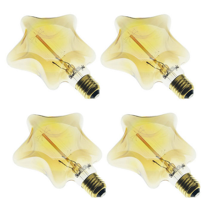 YouOKLight® YK0849 E27 40W Edison Žárovky Light Retro lampy