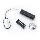 ZHISHUNJIA 3W COB 360 градусов вращения палатка висячие Work Light - черный