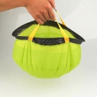 Outdoor Folding Portable Bag Water Sinks - Green