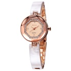WeiQin 393303 Women's Quartz Analog Wrist Watch - Rose Gold