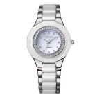 Moda Rhinestones Decorado Shell superfície Alloy Watch (1 * 377)