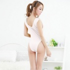 Feminino X10 Fanyang Fashionable Sexy Lingerie Suit - Branco