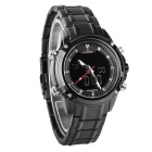 NAVIFORCE NF9050 Men Analog Digital Dual Display Wrist Watch