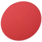 MAIKOU 195mm P50 Circular Mouse Pad - Red