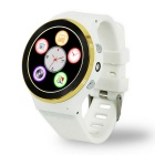 ZGPAX S99 Android 5.1 Smart Watch Phone w/ 512MB ROM, 4GB RAM - White