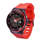 ZGPAX S99 Android 5.1 Smart Watch Phone w/ 4GB ROM - Red + Black
