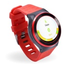 ZGPAX S99 Android 5.1 Smart Watch Phone w/ 8GB ROM - Red + Black