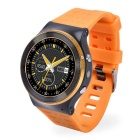 ZGPAX S99 Android 5.1 Smart Watch Phone w/ 4GB ROM - Yellow + Gold
