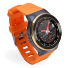 ZGPAX S99 Android 5.1 Watch Phone Смарт ж / 8GB ROM - Желтый + Gold