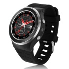 ZGPAX S99 Android 5.1 Smart Watch Phone w/ 4GB ROM - Black + Silver