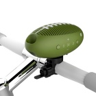 GaCIRON Outdoor Bicycle Wireless Portable Bluetooth Speaker - Green