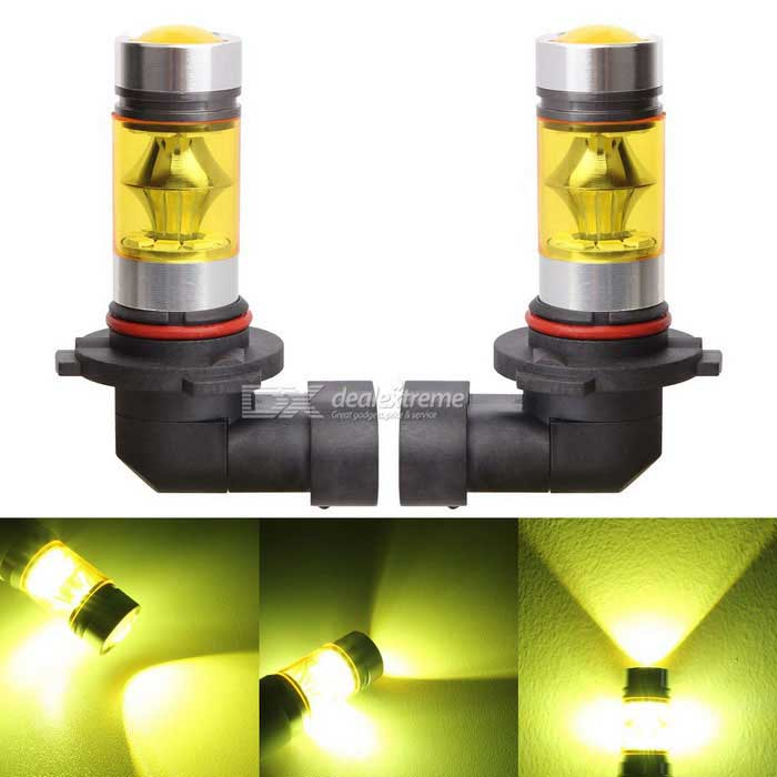 MZ 9006 HB4 20-2835 SMD 7W LED Car High Power Golden Fog Lights (2PCS)Fog Lights<br>ConnectorHB4 (9006)Color BINGoldenModelN/AQuantity2 DX.PCM.Model.AttributeModel.UnitMaterialAluminumForm  ColorYellowRate VoltageDC 12~24VPower7WColor Temperature3000KTheoretical Lumens1500 DX.PCM.Model.AttributeModel.UnitActual Lumens900 DX.PCM.Model.AttributeModel.UnitEmitter TypeLEDChip BrandOthers,N/AChip Type2835 SMD LEDTotal EmittersOthers,20Waterproof FunctionNoOther FeaturesActual power: 7WPacking List2 * LED Lights<br>