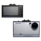 Remax-Cx01 2.7 Inch LCD 1080P HD Car DVR Driving Data Recorder - Gray