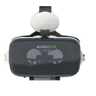 Xiaozai BOBO VR 3D Z4-mini VR Polarized Glasses - White + Silver