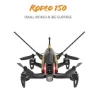 Walkera Rodeo 150 FPV 600TVL Camera F150 RC Quadcopter - Black
