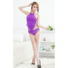 FanYang W004 Women's Sexy Chinese-style Chest Covering Lingerie Suit