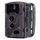 Waterproof HD infravermelho câmera de monitoramento Hunting Camera - Blackish Verde