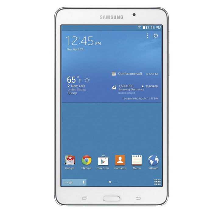 Samsung galaxy tab 4 7 0 t230 8gb wifi white free for Samsung galaxy 4 tablet