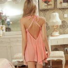 H315 Woman's Fashionable Sexy Lingerie Suit - Pink