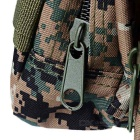 CTSmart Outdoor Multifunction Camo Bag w/ Straps - Digital Camouflage