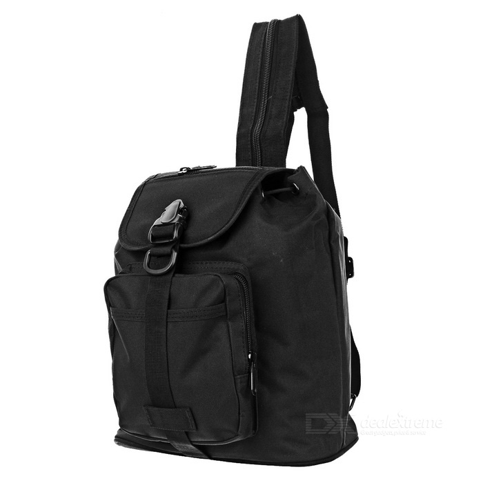 CTSmart Mini Outdoor Multifuncional Backpack - Black