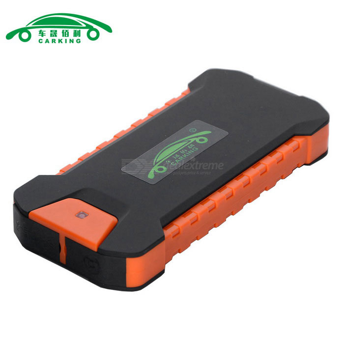 Carking 18000mAh 12V Car Emergency Mini Power Bank - черный (EU Plug)